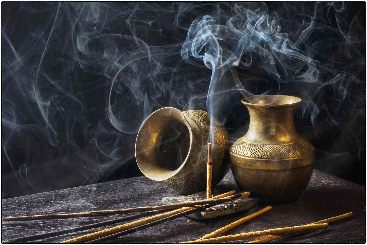 incense photo